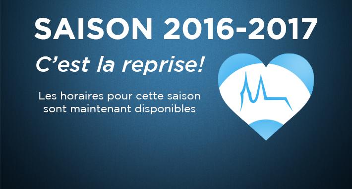 Activités Saison 2016-2017