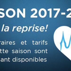 Activité Saison 2017-2018